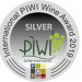 International PIWI Wine Award 2019 - stříbrná medaile