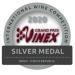 Grand Prix Vinex 2020 - stříbrná medaile