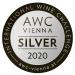 AWC Vienna 2020 - stříbrná medaile