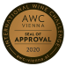 AWC Vienna 2020 - seal of approval